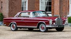 1961 Mercedes 220 Se Coupe Uk Wallpapers And Hd