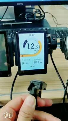 motorbike electric bicycle scooter dashboard ebike digital dash pedelec bike intelligent led lcd