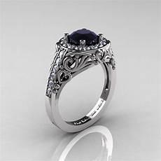 italian 950 platinum 1 0 ct black and white diamond