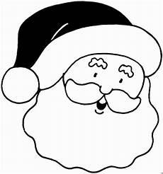 Malvorlagen Weihnachtsmann Gratis Kopf Weihnachtsmann Ausmalbild Malvorlage Gemischt