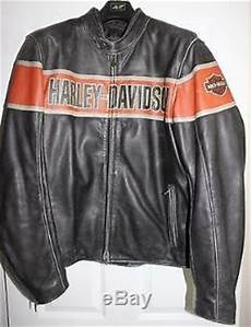 Used Harley Davidson Leather Jackets by Harley Davidson Victory Leather Jacket S Large