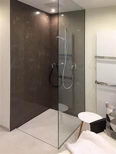 Duschbereich Ohne Fliesen - dusche ausgezeichnet kunststoffplatten dusche