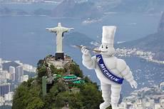 Michelin Reveals 2017 For De Janeiro And S 227 O