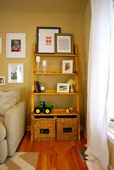 7 best exles of creative diy ladder shelves