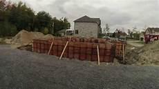 Time Lapse Construction De Maison Unifamiliale Neuve 224