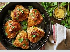 deviled chicken thighs_image