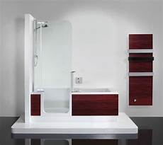 wanne dusche kombi tub shower unit by artweger