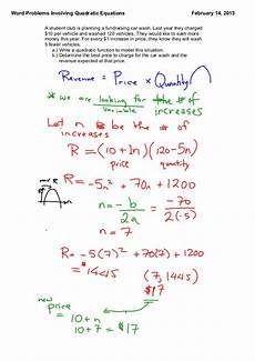 solving quadratic equations problems we can do your homework for you just ask
