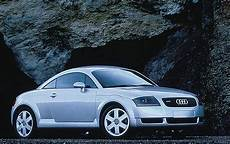 Used 2000 Audi Tt Coupe Pricing For Sale Edmunds