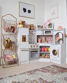 play kitchen from furniture creative playroom ideas