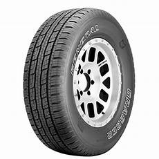 general tires grabber hts60 265 65r17 all season tire