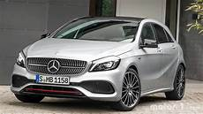 2019 Mercedes A Class See The Changes Side By Side