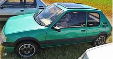 sellerie 205 gti peugeot 205 gti griffe guide automobiles anciennes