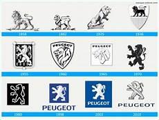 Le Logo Peugeot Les Marques De Voitures