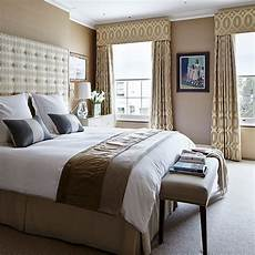 Tonal Brown And Beige Bedroom Bedroom Decorating
