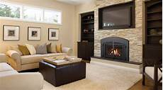 regency liberty l390 gas fireplace insert contemporary family room vancouver by regency