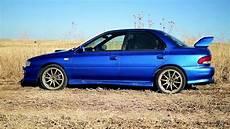 Subaru Impreza Gc8 Gt Turbo スバルインプレッサ Gc8 Gt Turbo