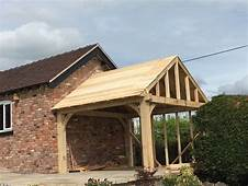 Oak Framed Wooden Gazebo / Hot Tub Shelter/ Car Port  EBay