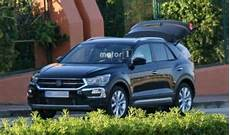 2020 Volkswagen Lineup by 2020 Vw T Track The Smallest Crossover In Lineup 2020