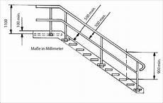 höhe handlauf treppe a 1 20 innerbetriebliche verkehrswege bg rci