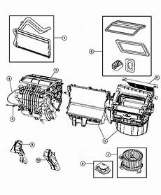 automobile air conditioning service 2010 jeep patriot regenerative braking 2009 jeep patriot seal kit used for a c and heater unit 05191348ad myrtle beach sc