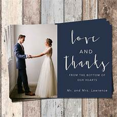 thank you cards template wedding back wedding thank you card wedding bridal thank you card piy