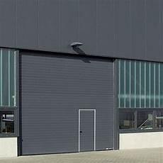 Porte Coulissante Hormann Porte Industrielle Sectionnelle En Acier Isol 233 Spu 67