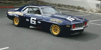 Mark Donahue 1969 Penske Camaro  Car Racing Pinterest