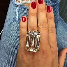 can an engagement ring ever be too big jewelry engagement ring carats engagement rings