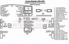 transmission control 2008 honda s2000 navigation system honda ridgeline 2006 2008 dash trim kit medium kit automatic transmission with navigation