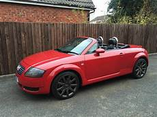 audi tt 1 86451 2000 audi tt 1 8 turbo 225 bhp convertible roadster black leather condition inside and