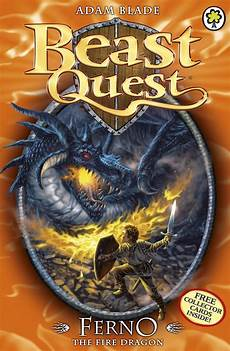 ferno the book beast quest wiki fandom