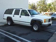 how cars engines work 1994 chevrolet suburban 1500 lane departure warning purchase used 1994 gmc suburban 1500 4x4 in long beach california united states
