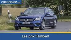 Essai Mercedes Classe C 2018