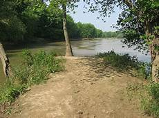 sunset point near delphi river wabash river the wabash is the longest river in indiana it