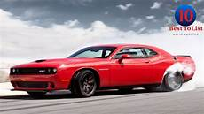 the 10 fastest modern muscle cars youtube