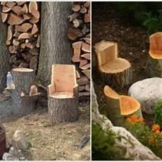 Deko Ideen Aus Holzstämmen - kreative deko ideen aus holzstamm nettetipps de