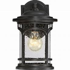 quoizel marblehead mystic black 7 inch one light outdoor
