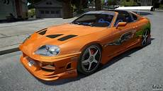 Toyota Supra Fast And The Furious For Gta 4