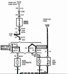 88 ford fuel wiring diagram i am an issue with my 88 ford ranger truck 2 9 l v6 manual shift 4x4 for a time the
