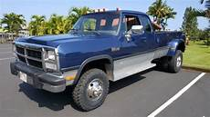 old car owners manuals 1993 dodge ram wagon b350 security system 1993 dodge ram w350 extended cab 4x4 cummins diesel manual 5 speed transmission classic dodge