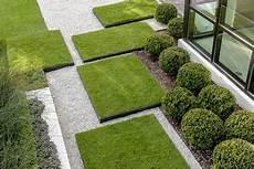 modern landscaping bauhaus look garten und pflanzen garden
