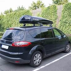 dachbox ford s max free cargo 480 l dachbox skibox gep 196 ckbox dachkoffer