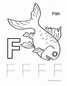 letter f worksheets for preschool 23560 letter f is for fish preschool worksheet preschool worksheets