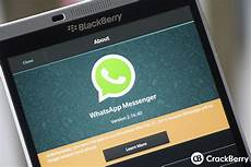 finally watsapp clear air blackberry support after 2016 blackberry at crackberry com