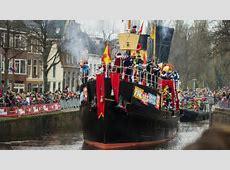 De stille boot van Sinterklaas   Sint in Amsterdam