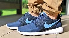nike roshe run quot midnight navy quot review on hd