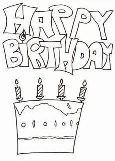 Lustige Ausmalbilder Geburtstag Malvorlagen Ausmalbilder Happy Birthday Ausmalbilder