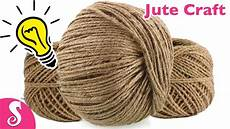 Jute Home Decor Ideas by 5 Cool Ideas Of Using Jute Best Out Of Waste Ideas For