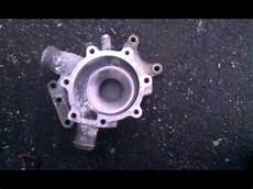 how to change waterpump 1989 mercury sable 1997 mercury sable water pump replacement doovi